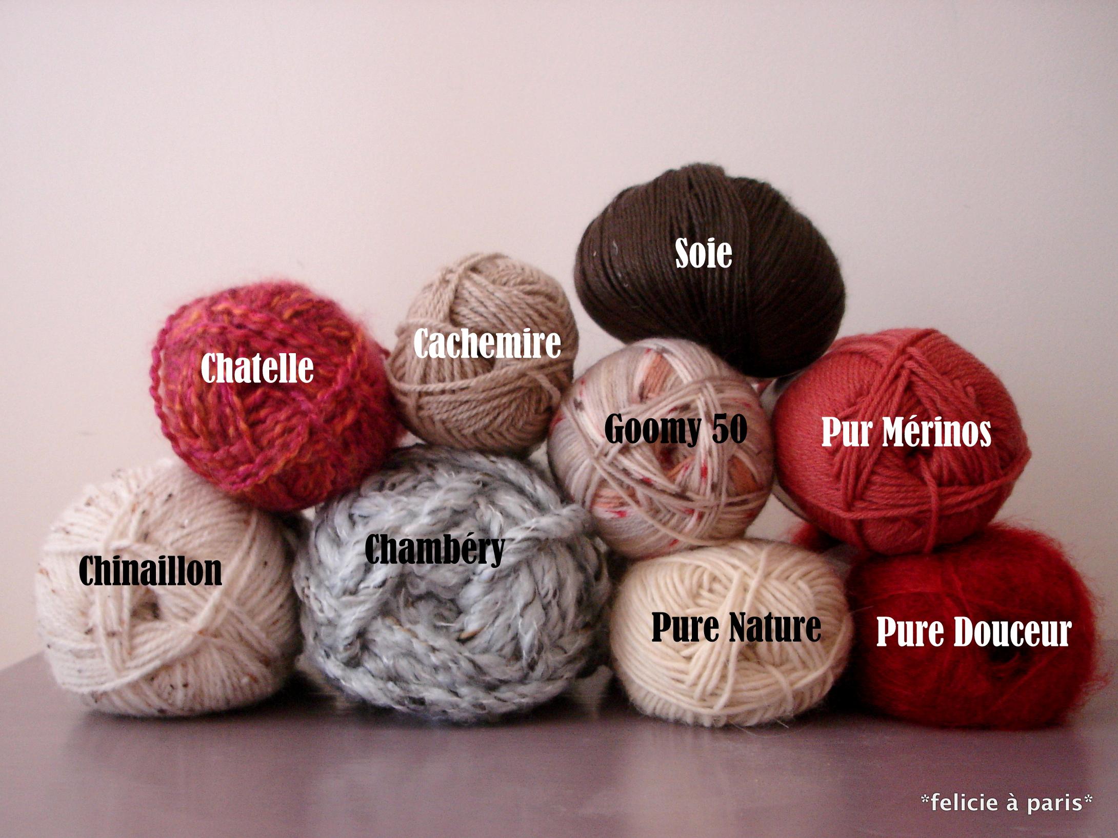 laine bergere de france chambery