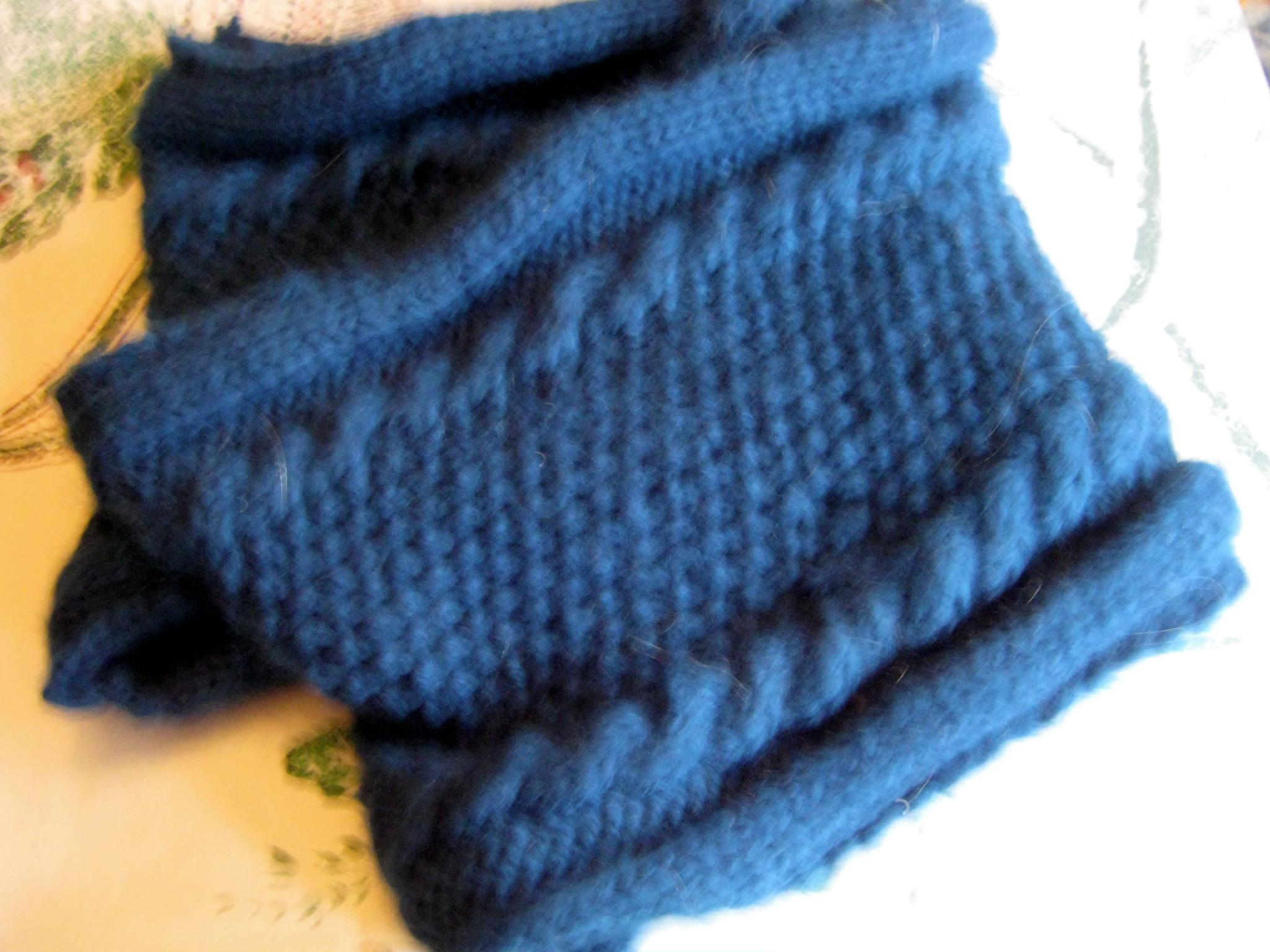 laine bergere de france pour snood