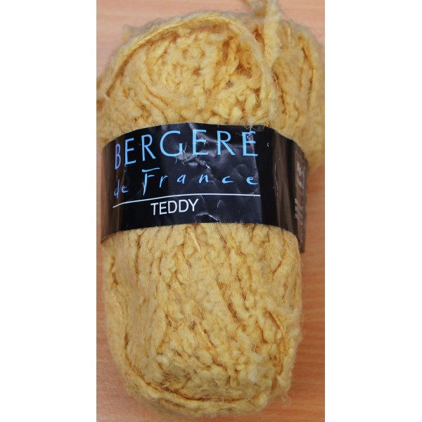 laine bergere de france qualite teddy