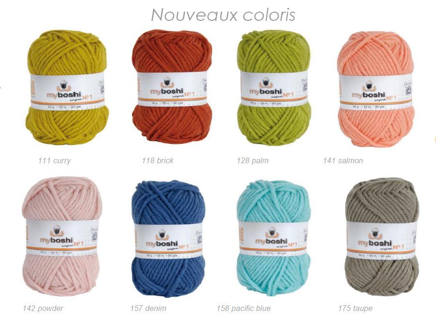 laine crochet 12