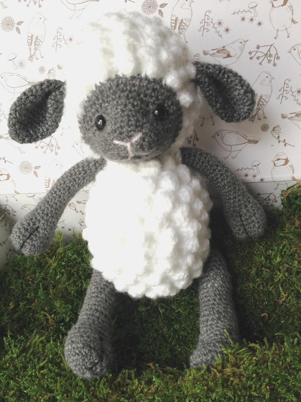 laine crochet doudou