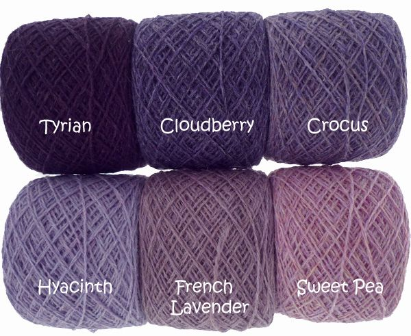 laine holst garn crochet