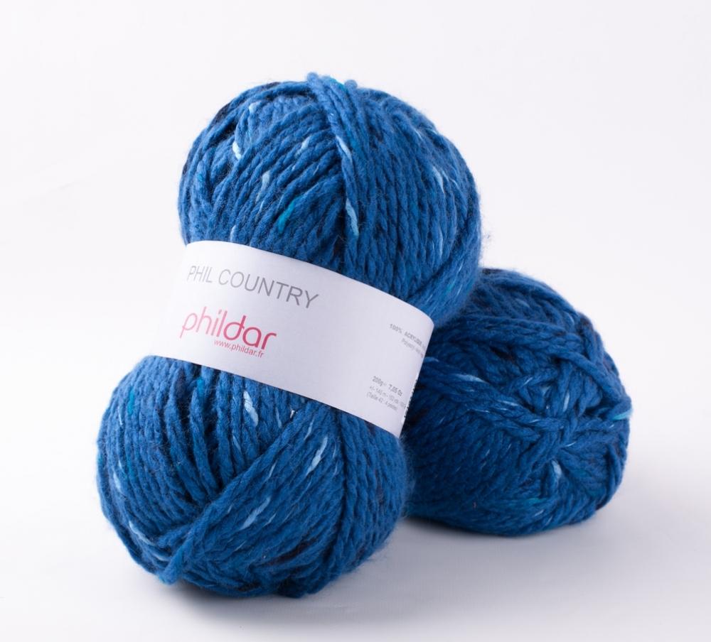 laine phildar 100 acrylique