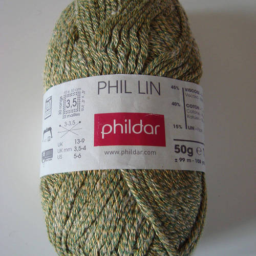 laine phildar aiguille 3 5
