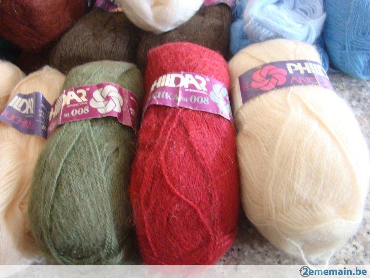 laine phildar bruxelles