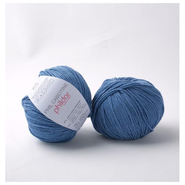 laine phildar fil cabotine