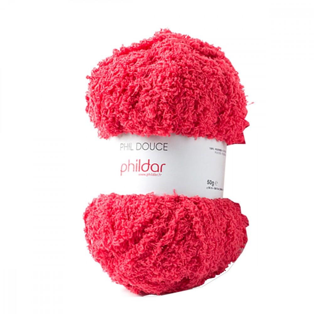 laine phildar fil douce
