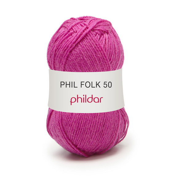 laine phildar folk 50