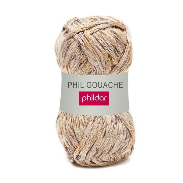 laine phildar gouache
