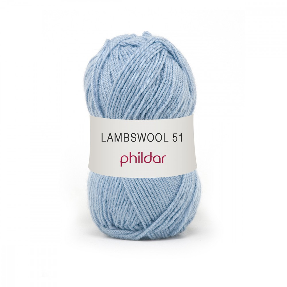 laine phildar lambswool 51