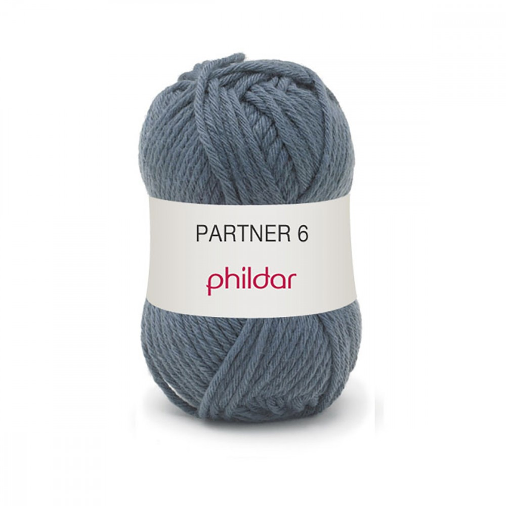 laine phildar partner 6