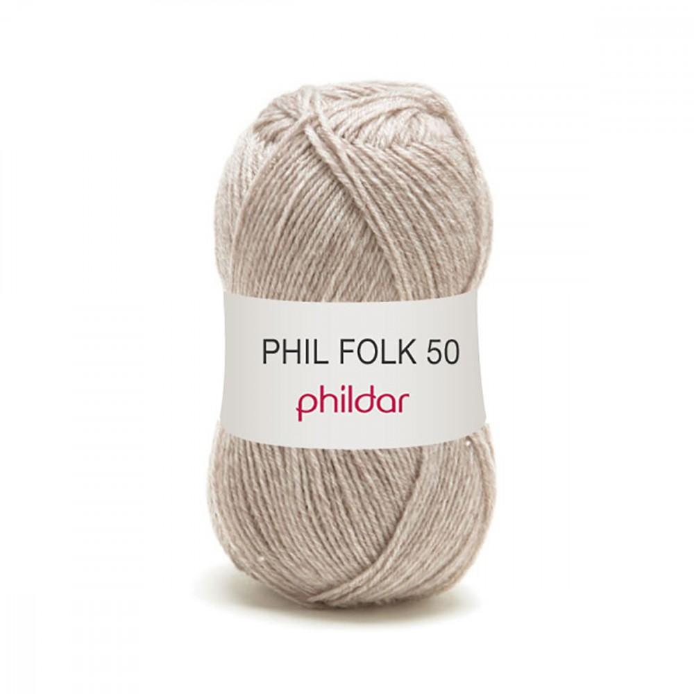 laine phildar phil folk 50