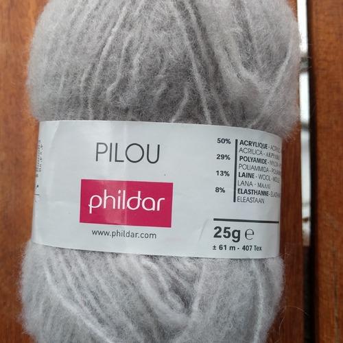 laine phildar pilou