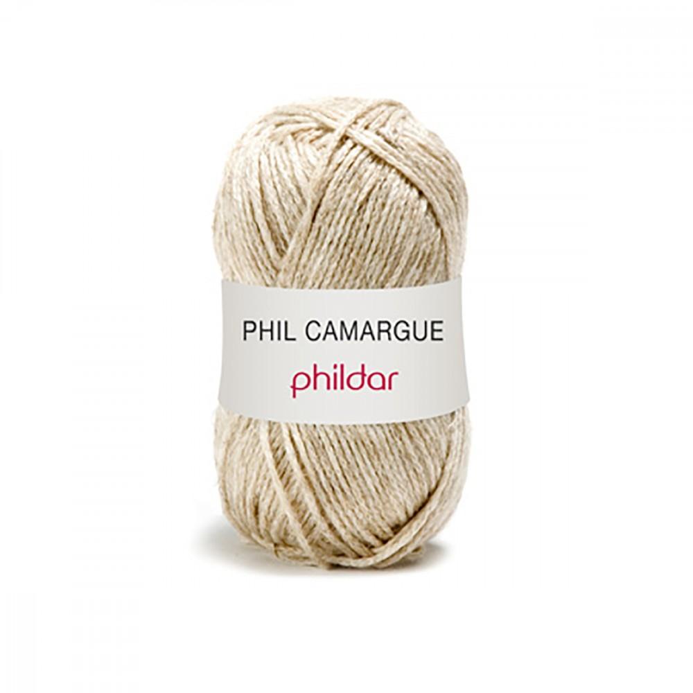 laine phildar qualite camargue