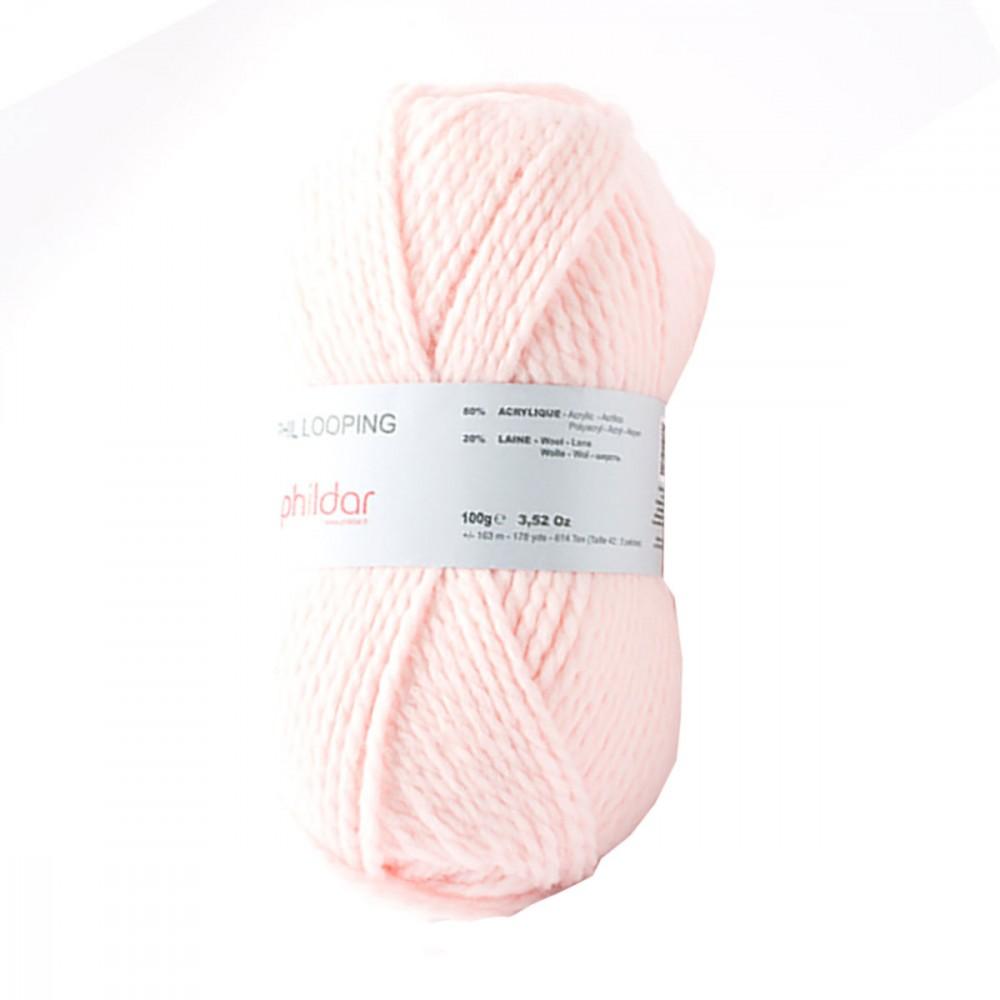 laine phildar rose