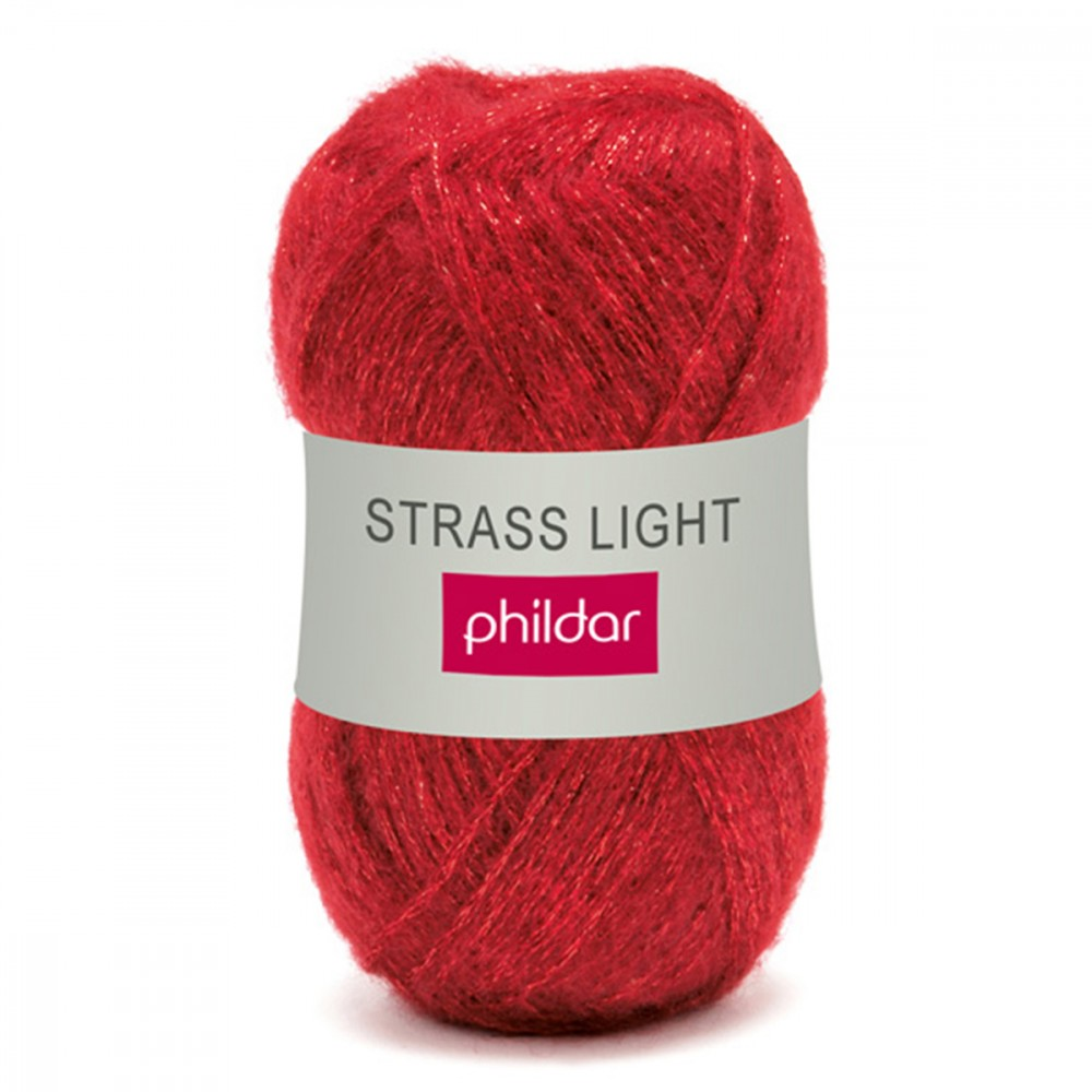 laine phildar strass light