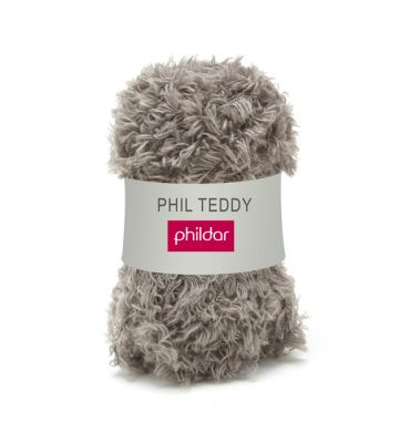 laine phildar teddy