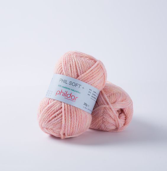 laine phildar top soft 4