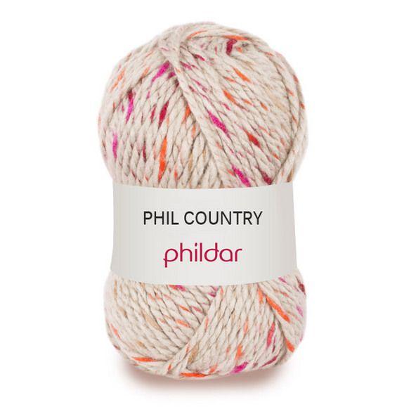 laine phildar tours