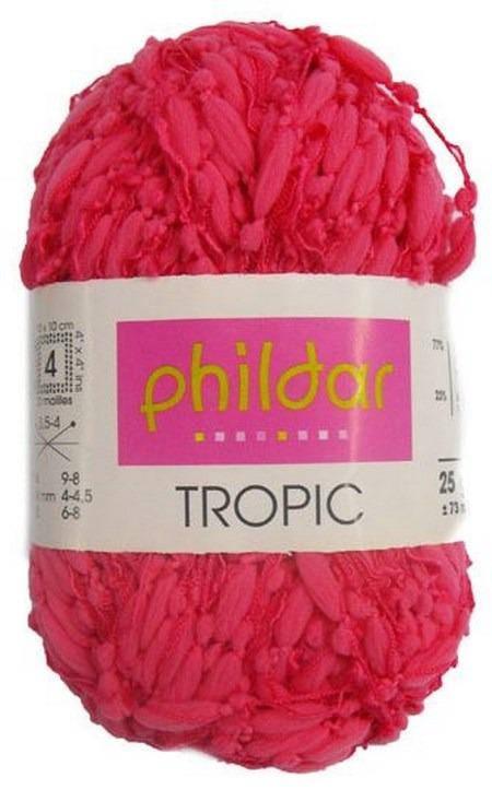laine phildar tropic