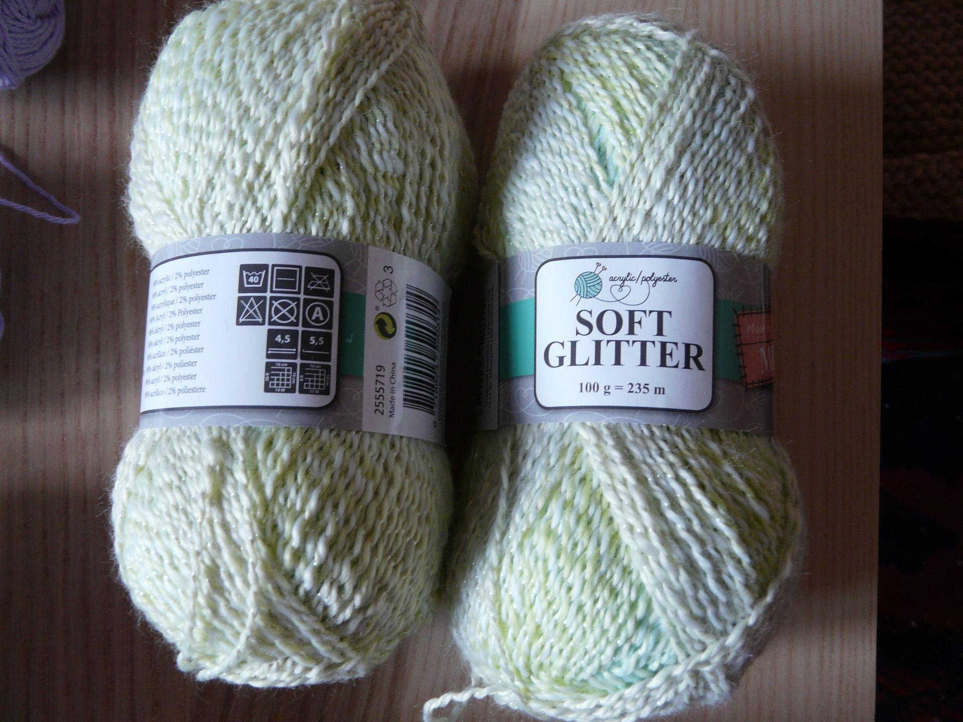 laine phildar vert anis