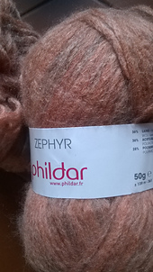 laine phildar zephyr