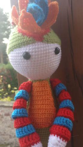 laine pour crochet 2.5