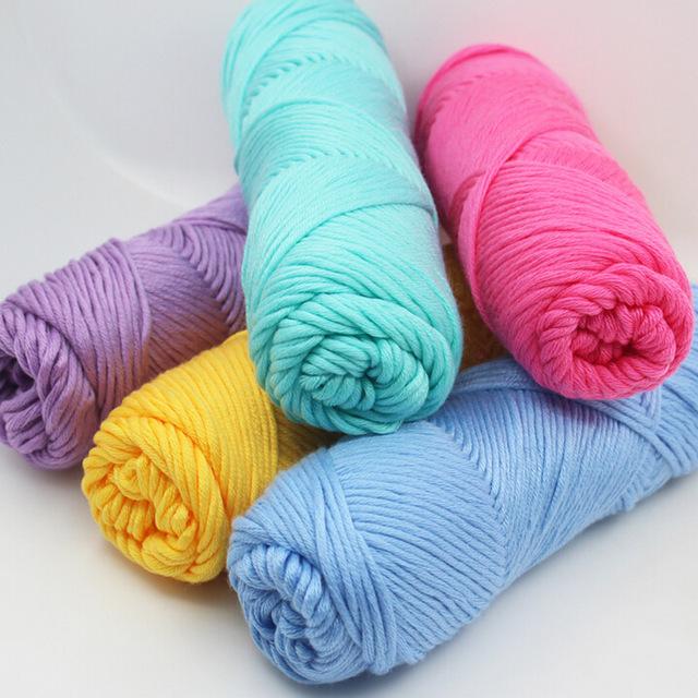 laine pour crochet 6