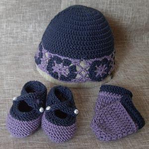 modele crochet en laine