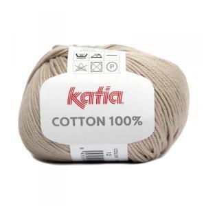 pelote de laine 100 coton