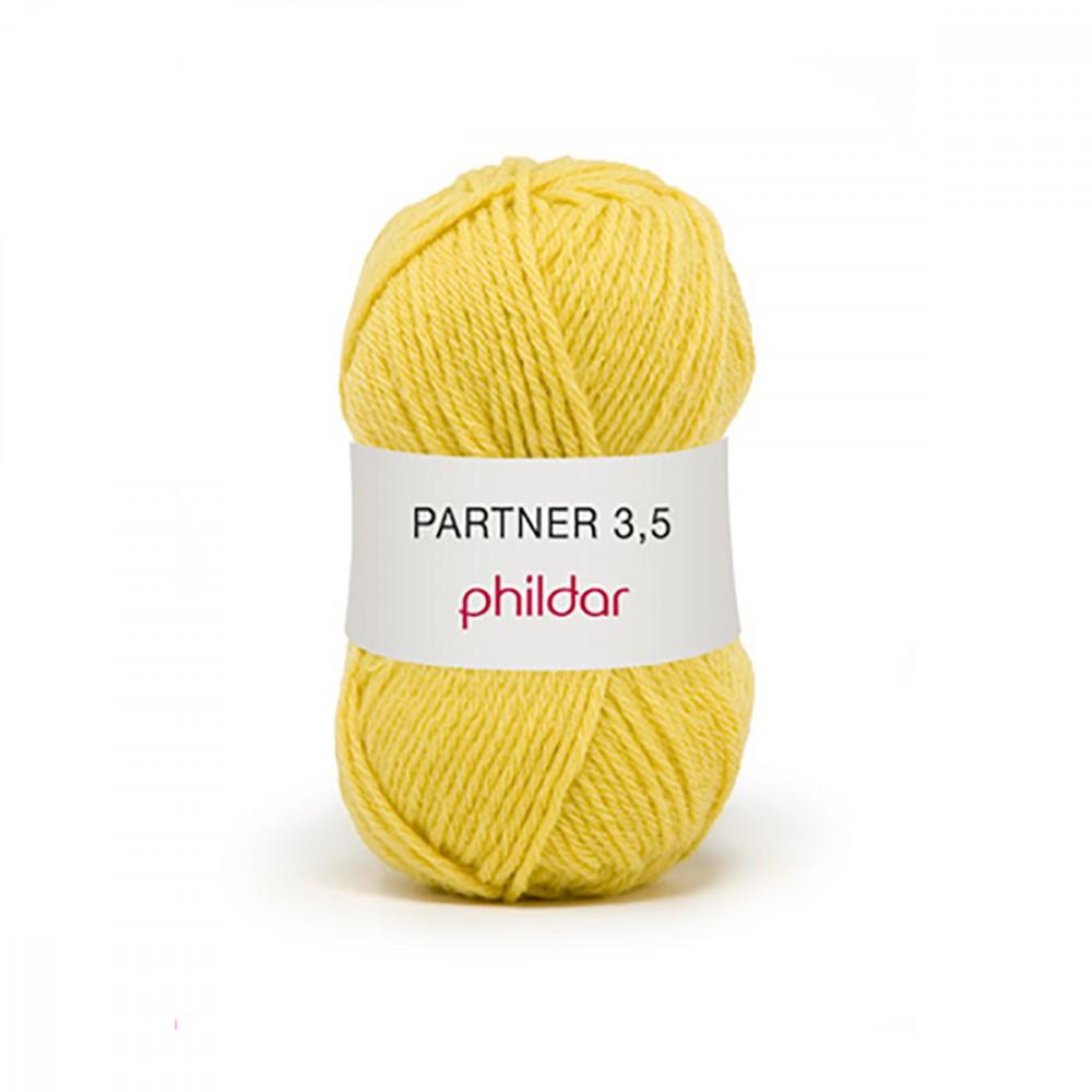 pelote de laine 3.5