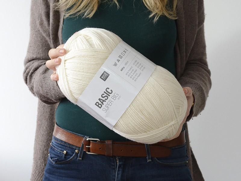 pelote de laine 400g