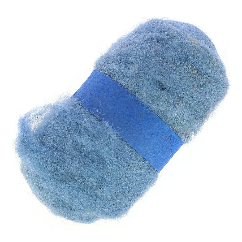 pelote de laine a feutrer