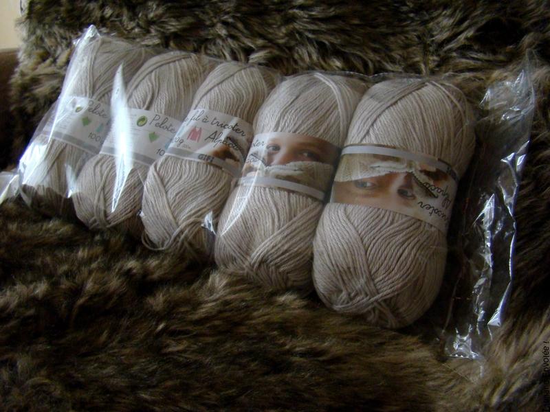 pelote de laine a gifi