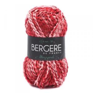 pelote de laine bicolore