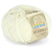 pelote de laine biologique