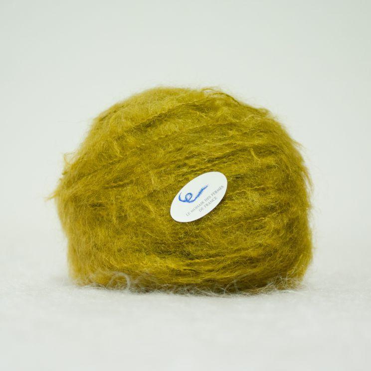 pelote de laine cote d'amour