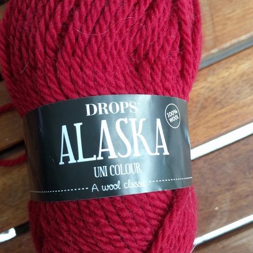 pelote de laine drops
