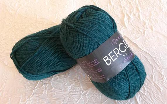 pelote de laine en anglais