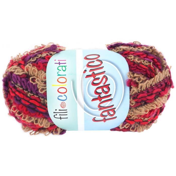 pelote de laine fantaisie