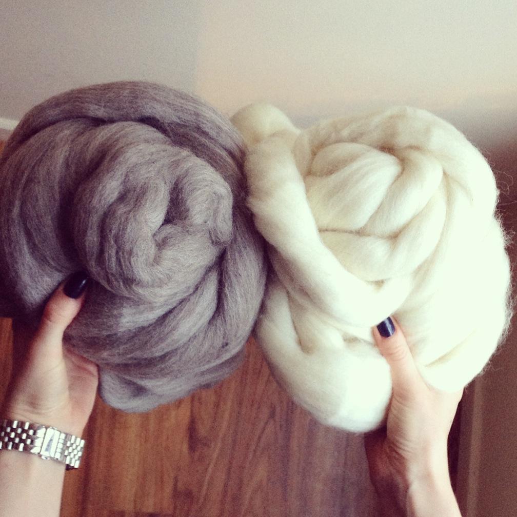 pelote de laine fin de serie