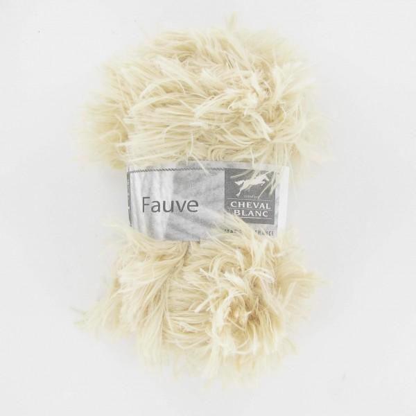 pelote de laine fourrure