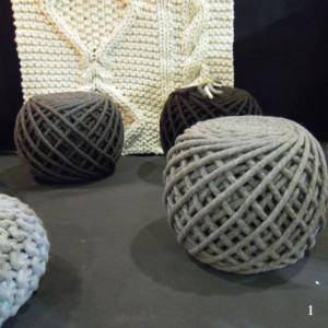 pelote de laine geante pas cher