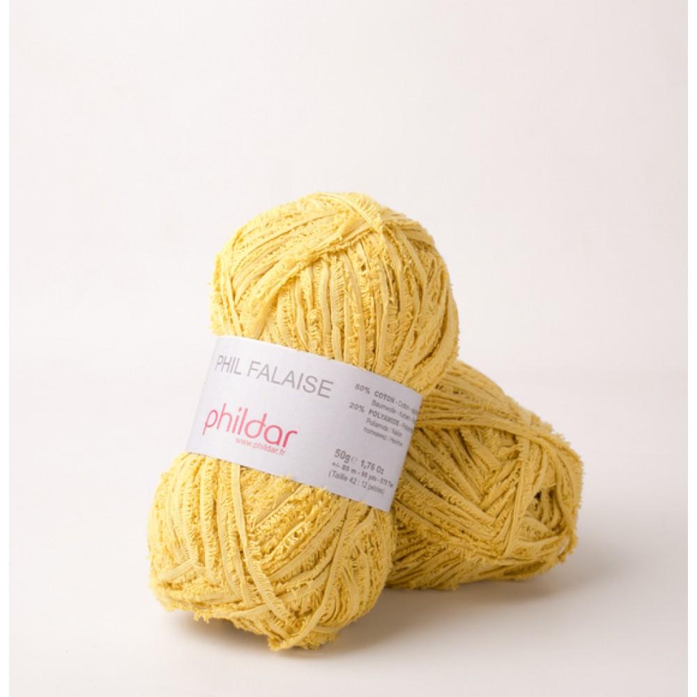 pelote de laine gold