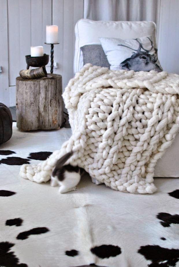 pelote de laine grosse maille pas cher