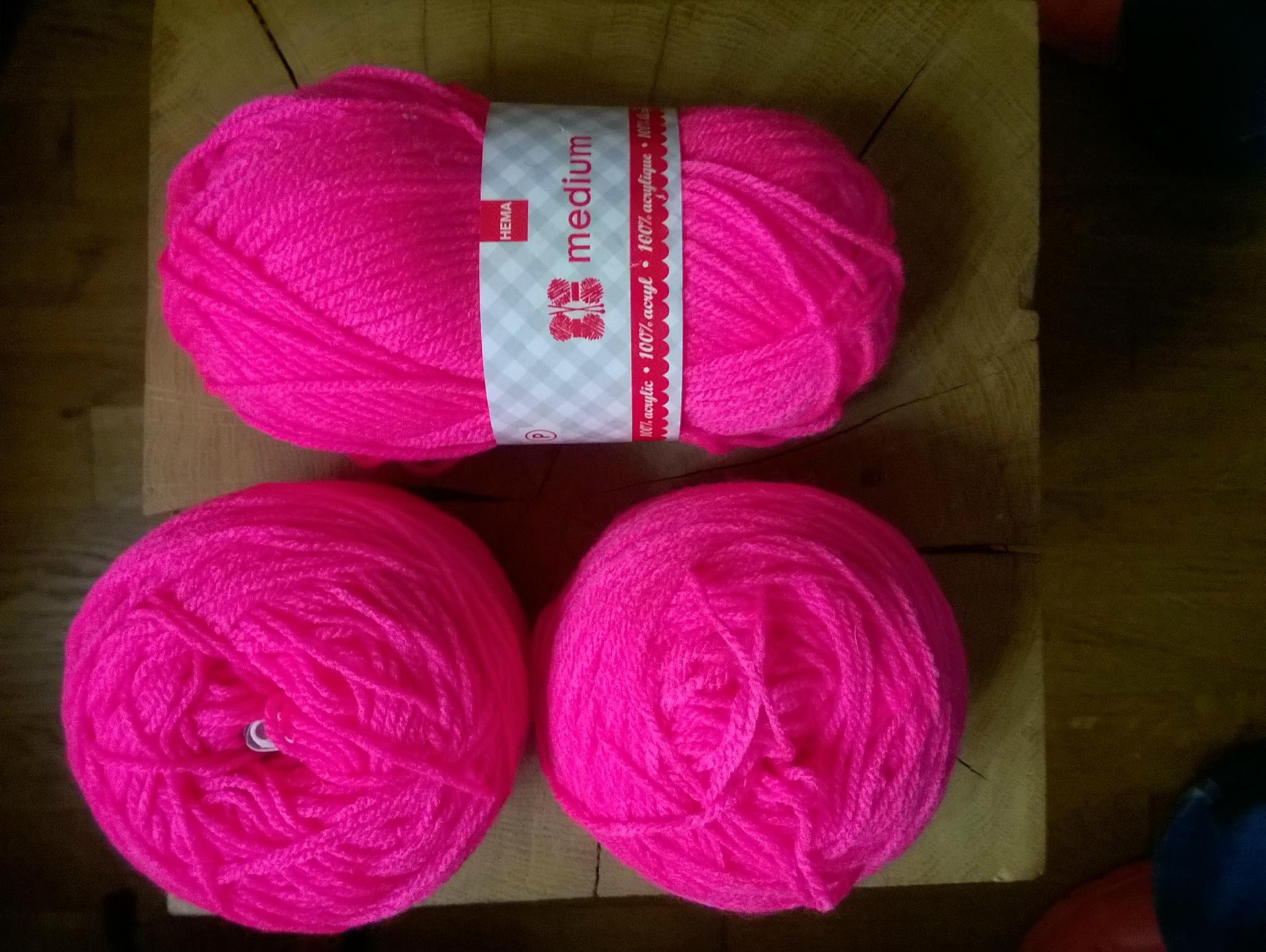 pelote de laine hema