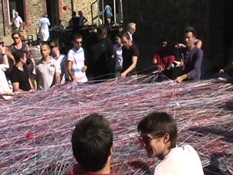 pelote de laine jeu