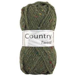 pelote de laine kaki