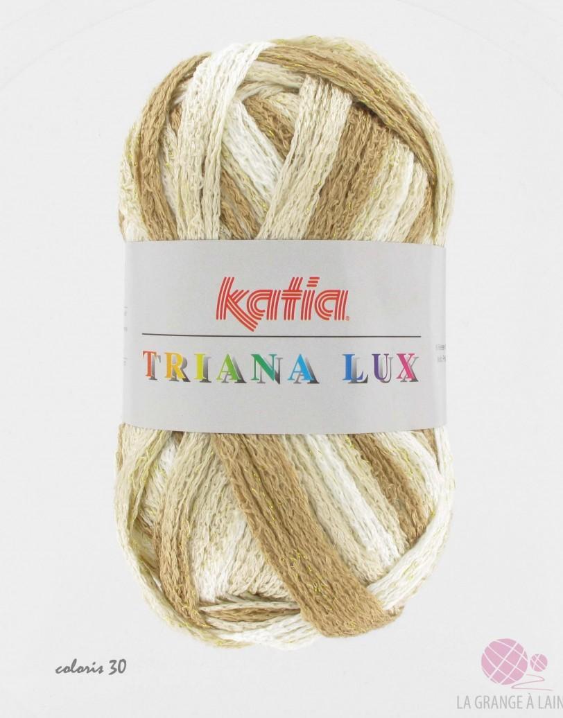 pelote de laine katia triana