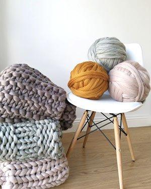 pelote de laine merinos xxl
